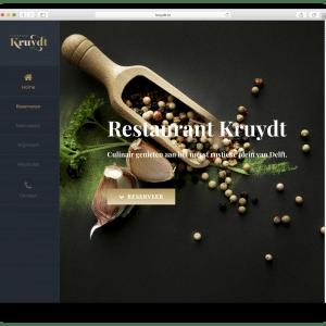 Site restaurant Kruydt