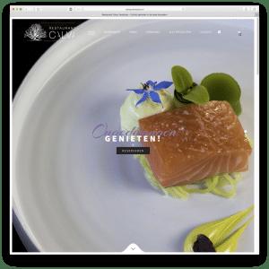Site Restaurant Calva