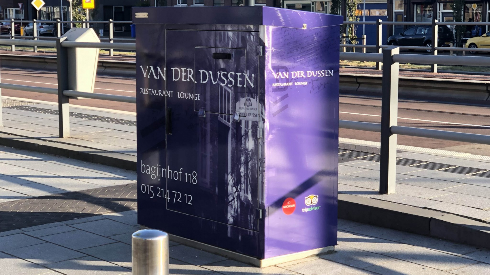VR kast Restaurant van der Dussen2